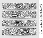 graphics line art vector hand...   Shutterstock .eps vector #367846799