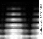 halftone dots pattern. halftone ... | Shutterstock .eps vector #367913300