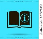 catalog vector icon | Shutterstock .eps vector #367924358