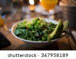 vegetable salad | Shutterstock . vector #367958189