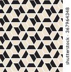 vector seamless pattern. modern ... | Shutterstock .eps vector #367964348