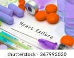 heart failure   diagnosis...   Shutterstock . vector #367992020