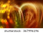 abstract bright glitter orange... | Shutterstock . vector #367996196