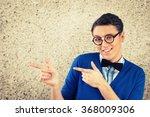 car salesperson. | Shutterstock . vector #368009306