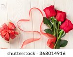 Red Roses  Valentines Day Gift...