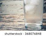 drink water | Shutterstock . vector #368076848