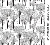 nature seamless pattern.... | Shutterstock .eps vector #368104160