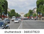 paris  france   july 8  2015 ... | Shutterstock . vector #368107823