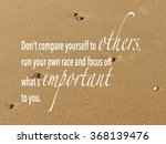 inspirational quote with... | Shutterstock . vector #368139476