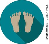 feet   body | Shutterstock .eps vector #368147966