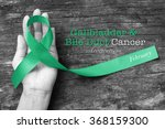 gallbladder or bile duct cancer