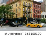 new york  usa   september 22 ... | Shutterstock . vector #368160170