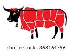 beef | Shutterstock .eps vector #368164796
