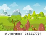 nature seamless vector...