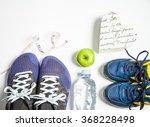 fitness concept family health...   Shutterstock . vector #368228498