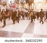 london  uk   september 28  2015 ... | Shutterstock . vector #368232290