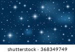 background with stars | Shutterstock .eps vector #368349749
