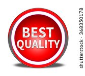 best quality button isolated | Shutterstock . vector #368350178
