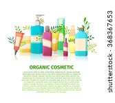 template design banner ... | Shutterstock .eps vector #368367653