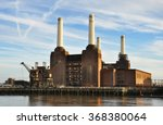 Battersea Power Station  Londo...