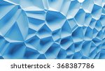 3d background randomly... | Shutterstock . vector #368387786