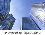 view of the new buildings in...   Shutterstock . vector #368395340