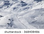 the french alps mountain view... | Shutterstock . vector #368408486