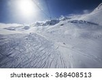 the french alps mountains in... | Shutterstock . vector #368408513