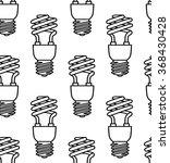 energy saving light bulbs... | Shutterstock .eps vector #368430428