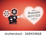 Постер, плакат: Best romantic movies concept