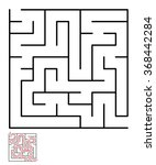 Labyrinth  Maze Conundrum For...