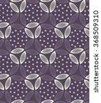 seamless pattern. vintage... | Shutterstock .eps vector #368509310