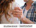 closeup of aggressive man hand...   Shutterstock . vector #368526569