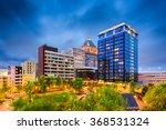 greensboro  north carolina  usa ... | Shutterstock . vector #368531324