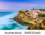 azenhas do mar  portugal...   Shutterstock . vector #368531660