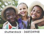 Children Friendship...