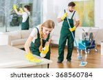 cleaning service with...