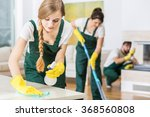 professional cleaning service... | Shutterstock . vector #368560808