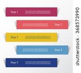 vector lines infographic....   Shutterstock .eps vector #368573990