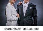 women and man suit | Shutterstock . vector #368603780