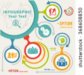 infographics elements | Shutterstock .eps vector #368608850
