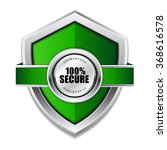 ssl protection secure green... | Shutterstock .eps vector #368616578
