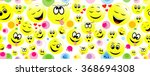 colorful seamless background of ... | Shutterstock .eps vector #368694308