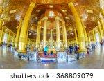 yangon  myanmar   jan 16  swe...   Shutterstock . vector #368809079