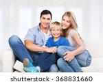 family. | Shutterstock . vector #368831660