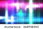 bright abstract mosaic blue...   Shutterstock . vector #368938343