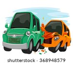 illustration featuring cars... | Shutterstock .eps vector #368948579