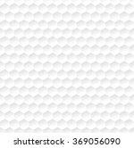 hexagonal abstract white... | Shutterstock .eps vector #369056090