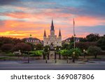 Saint Louis Cathedral And...