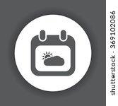 calendar icon icon  vector...